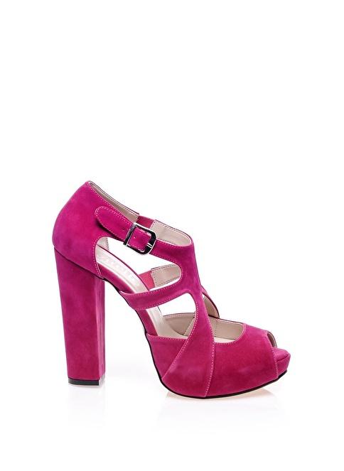Vitello Ayakkabı Fuşya